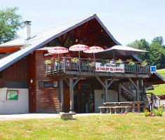 Bar restaurant du Bourget en Huile