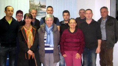 Conseil municipal du Bourget en Huile