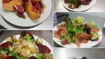 Les restaurants du Bourget en Huile