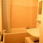 Salle de bain des gîtes du Bourget en Huile