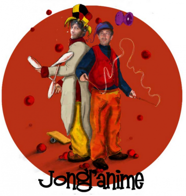 jonglanim au Bourget en Huile