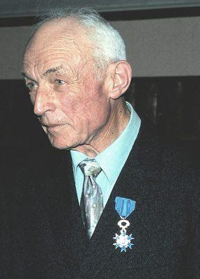 Joseph Helle, Maire du Bourget en Huile de 1953 à 1995