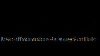 Le journal municipal du Bourget en Huile